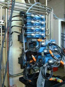 Panoplie hydraulique